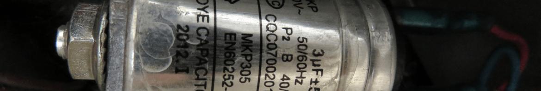 Lava-Louças Electrolux LE09X, com o capacitor original.
