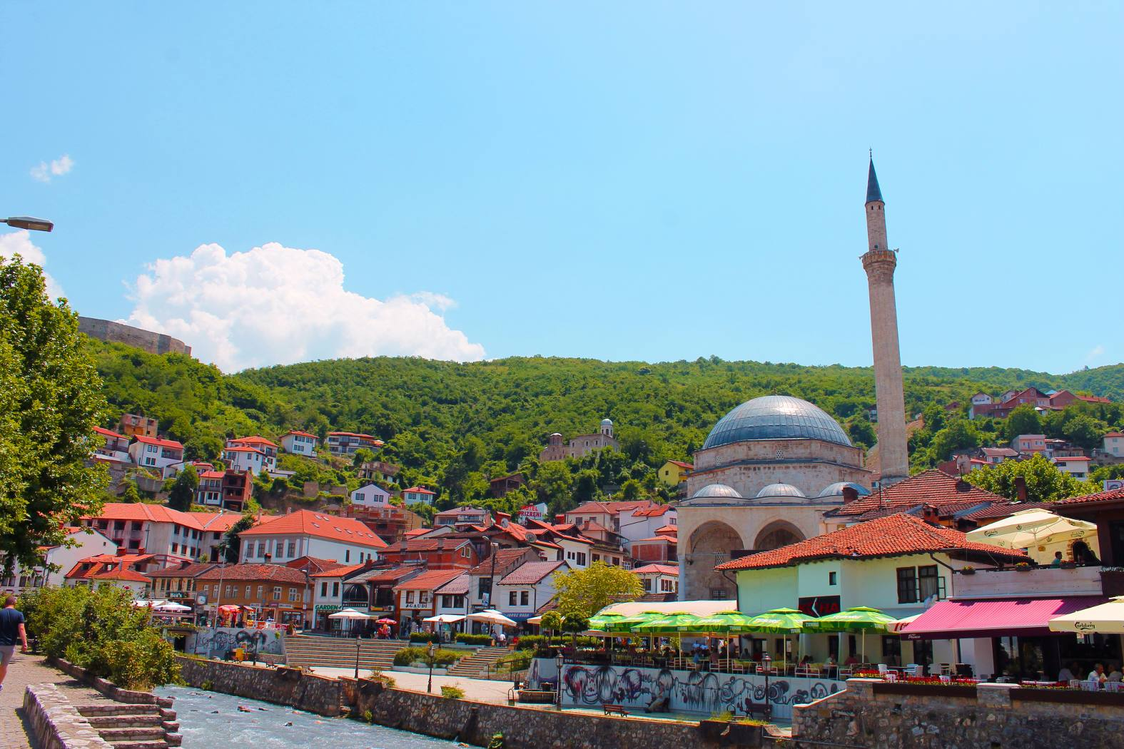 Image result for prizren hot weather