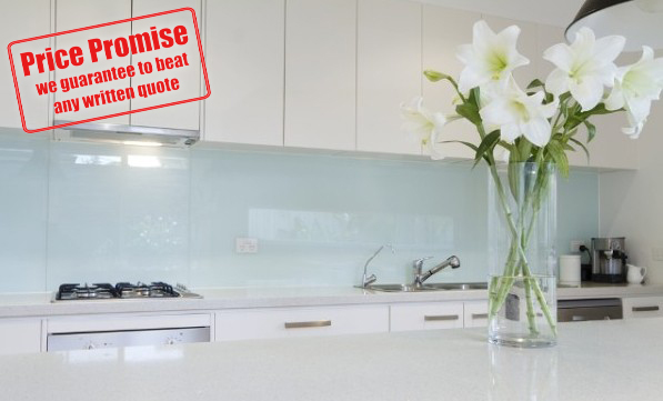 Glass Splashbacks in kent