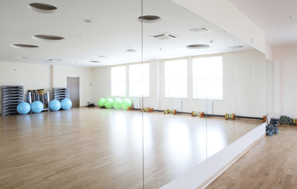 Dance Studio and Gym Mirrors Kent