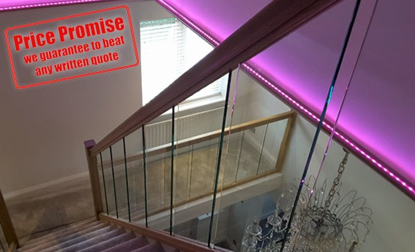 Glass Balustrades In Kent