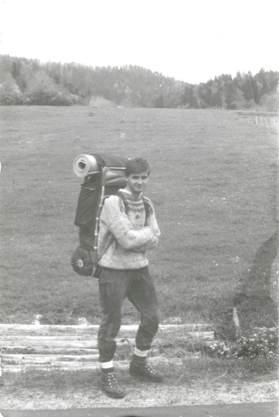 Witold Sawa, Przewodnik 156