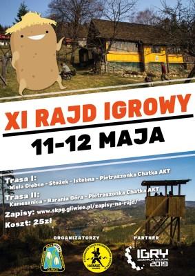 XI Rajd Igrowy