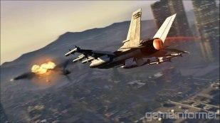 GTA V Airfighter
