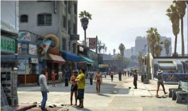 GTA V Pedestrians