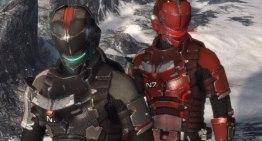 بذلة N7 الخاصة بلعبة mass effect ستكون متوفرة في لعبة Dead Space 3
