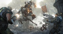 اشاعة : تطوير مجموعة لسلسلة Gears of War بعنوان Ultimate Edition