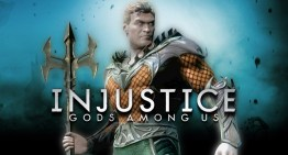 عرض جديد ل Injustice: Gods Among Us خاص بشخصية Aquaman