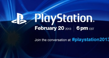 Liveblog: PlayStation Meeting 2013