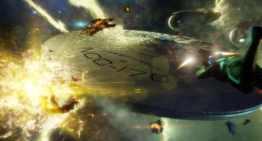 عرض للعبة Star Trek يركز علي طور اللعب التعاوني