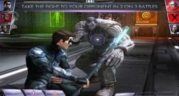 عرض نسخة iOS للعبة Injustice: Gods Among Us