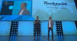 الاعلان عن Rocksmith 2014