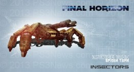 "لعبة ""Final Horizon: An extraterrestrial-rts"" تم أعلانها لجهاز ""PS4"" و ""PS Vita"""