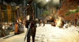 """فيديو جيم بلاى للعبة """"Dragon Age: Inquisition"""" يتضمن ظهور التنانين"""