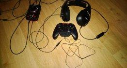احد الاشخاص يقوم صناعة محول سماعات Xbox 360 إلى Xbox one