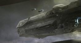 343 Industries يعرضون عمل فني جديد للعبة Halo القادمة