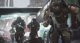 اول عرض للـMultiplayer الخاص بلعبة Call of Duty Advanced Warfare