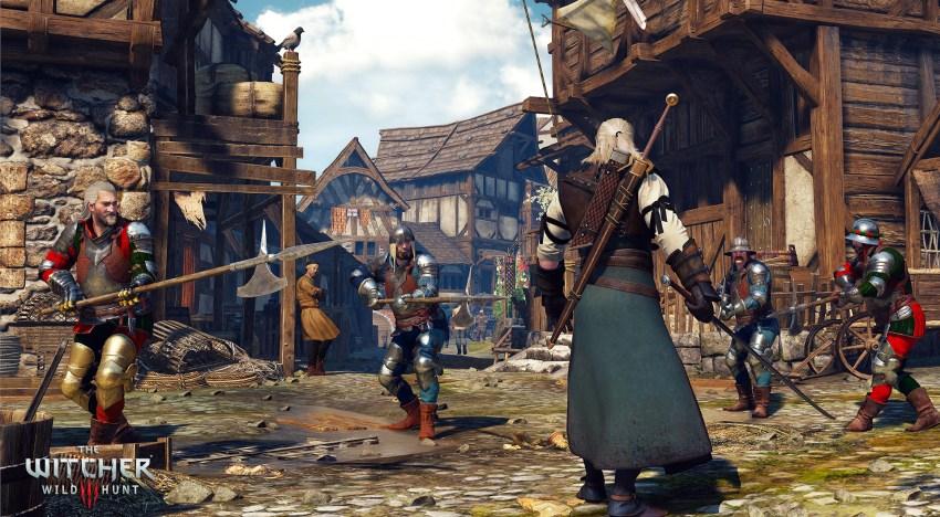 تعديلات مختلفة و صعوبة اقرب من Dark Souls في Mod جديد للعبة The Witcher 3