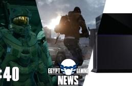 الحلقة 40 من EGN – اصدار Halo 5 للـPC , تطور جرافيكس The Division و بلاي ستيشن 4 باداء محسن