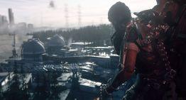 حجم Call of Duty: Advanced Warfare على PSN