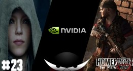 الحلقة رقم 23 من EGN : قفل ستديو Crytek UK اشاعات عن كروت GTX 800 و الاعلان عن شخصية جديد في Assassin's Creed Unity