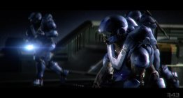 عرض اول جيمبلاي من Halo 5 هيكون في  HaloFest