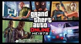 مجموعة صور للـHeists في GTA online