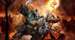 الكشف عن Total War: WARHAMMER في كتاب أعمال فنية جديدة لـTotal War