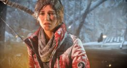 تم عرض Gameplay لي Rise of The Tomb Raider  في E3