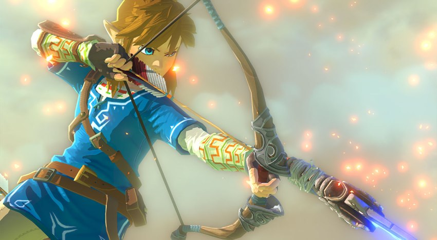عرض Live Gameplay من The Legend of Zelda: Breath of the Wild