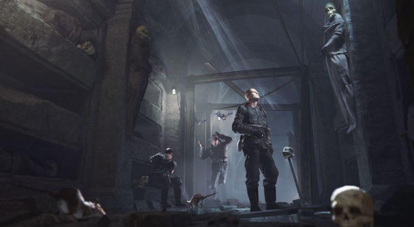 اول تفاصيل لجزء جديد من Wolfenstien بعنوان The New Colossus