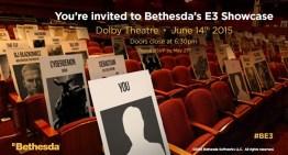 تلميح من Bethesda بالالعاب اللي هتتكلم عنها في E3 2015