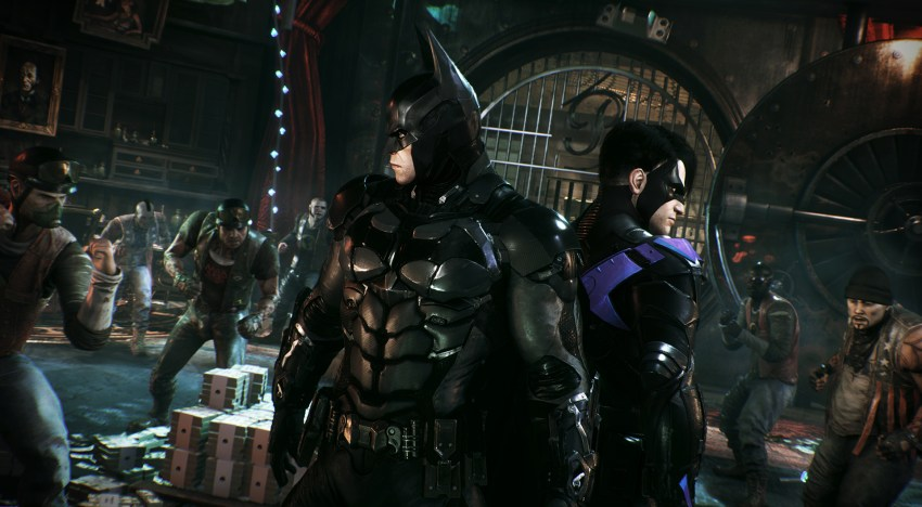 ستيديو Rocksteady مطور Batman Arkham يبدأ في التلميح للعبته الجديدة
