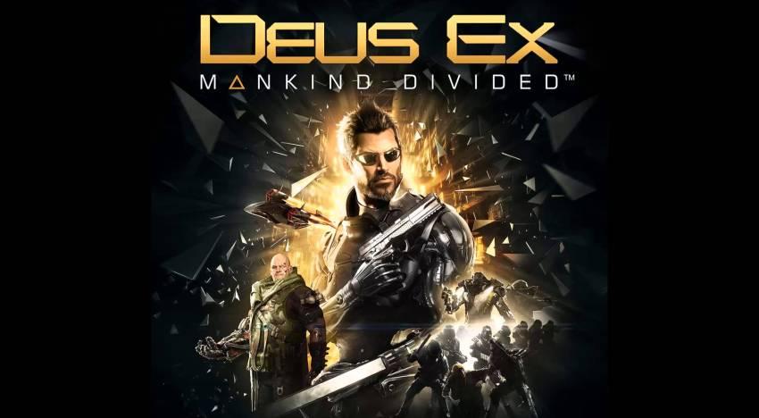 الانتهاء عملية تطوير Deus Ex: Mankind Divided بشكل كامل
