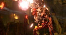 فيديو صغير جدا فيه لمحة من جيمبلاي لعبة DOOM 4 … او DOOM بس