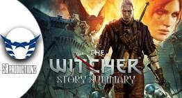 ملخص قصة The Witcher : الجزء التالت
