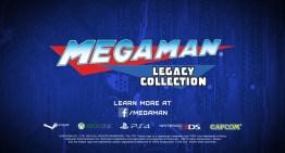 الاعلان عن Mega Man Legacy Collection