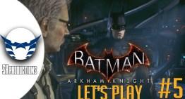 اول ساعات Gameplay من Batman Arkham Knight – الجزء الاخير