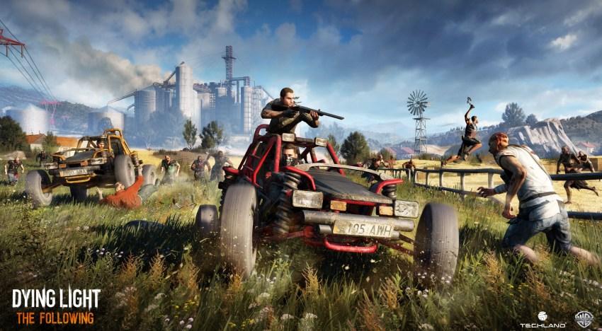 اضافة اسلحة و Game Modes جديدة في اخر محتوي اضافي مجاني للعبة Dying Light