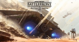 صور جديدة لـStar Wars Battlefront لاضافة Battle of Jakku المجانية