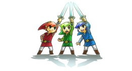 الكشف عن موعد اصدار The Legend of Zelda: Tri Force Heroes