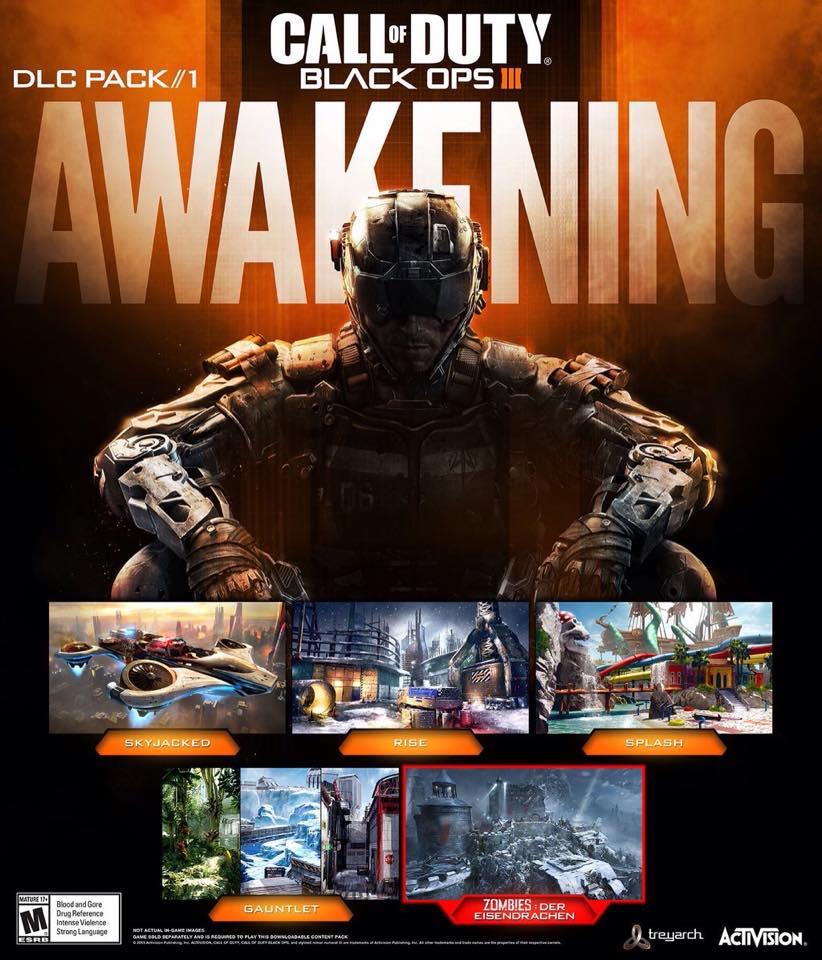 Blackops3 Awakening