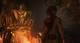العرض الأول لأضافة Rise of the Tomb Raider القادمة Baba Yaga: The Temple of the Witch