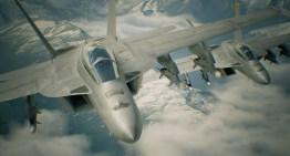 الاعلان عن الجزء السابع من Ace Combat كحصرية علي Playstation 4