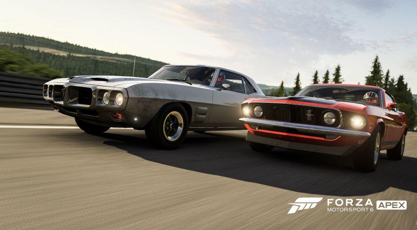 الاعلان عن Forza Motorsport 6: Apex على Windows 10 بعرض وصور 4K جديدة