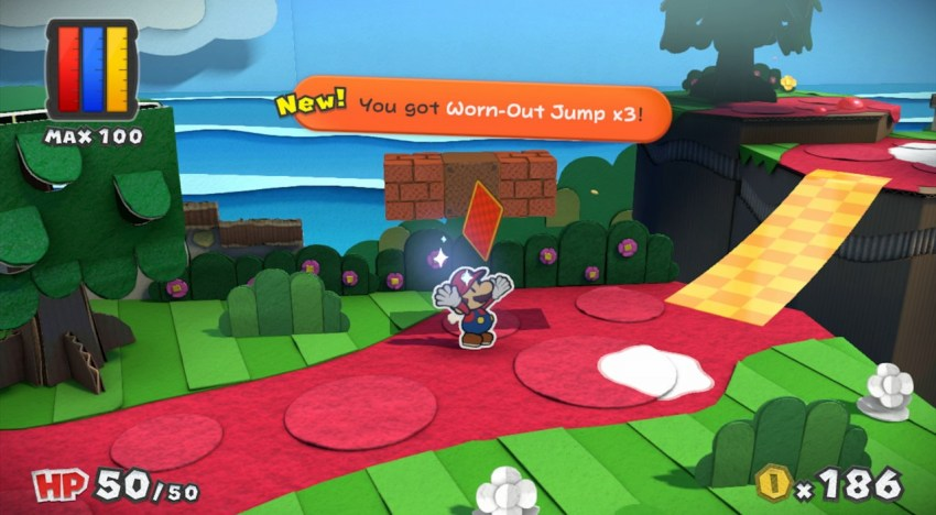 الاعلان عن Paper Mario: Color Splash للـWiiU