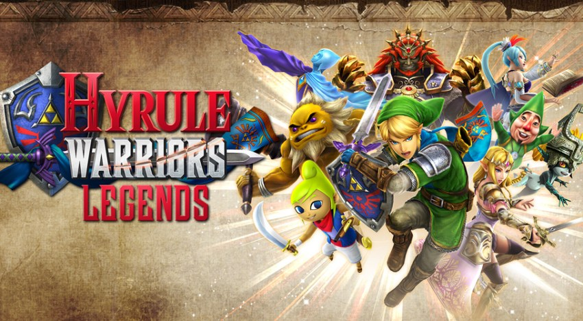 الاعلان عن Season Pass للعبة Hyrule Warriors: Legends