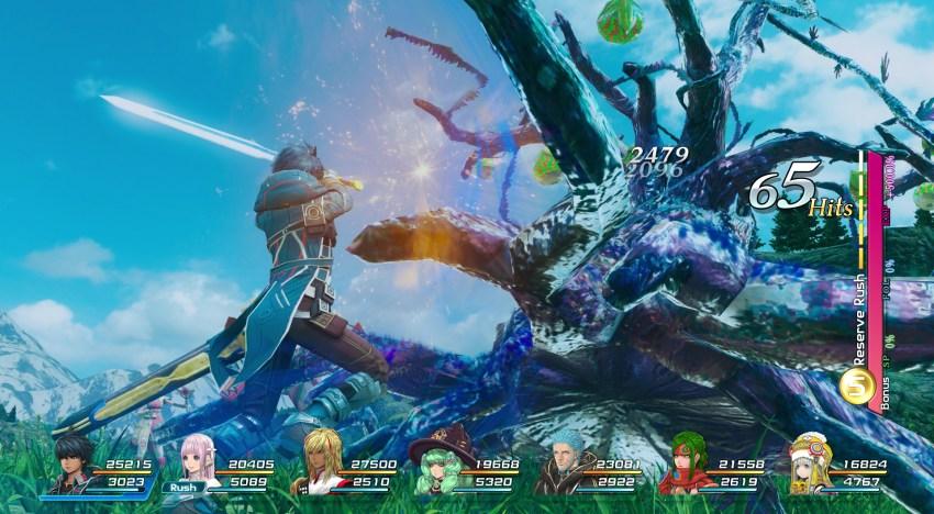 عروض و صور جديدة من حصرية PS4 القادمة Star Ocean 5