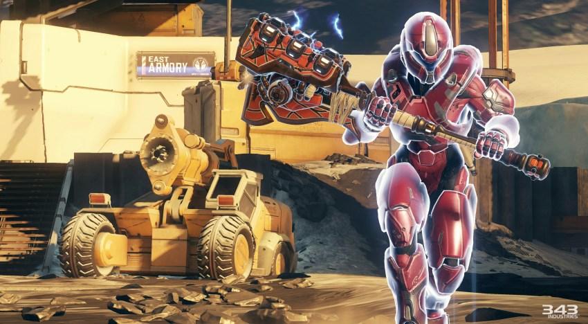التأكيد علي عدم وجود اجزاء جديدة من Gears of War او Halo في سنة 2017