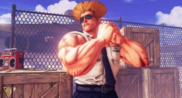 Guile هينزل شهر ده في Street Fighter V